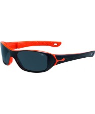 Cebe S-(возраст Порядок проживания 7-10) матовый черный оранжевый солнцезащитные очки