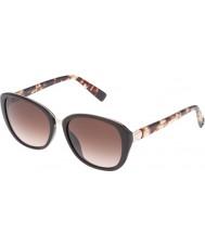 Furla Дамы колледжа su4905r-0d84 блестящие полные коричневые очки