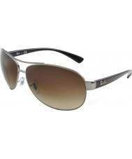 RayBan Rb3386 67 активный образ жизни Gunmetal 004-13 солнцезащитные очки