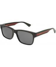 Gucci Мужские солнцезащитные очки gg0340s 006 58