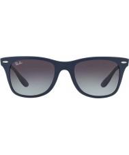 RayBan Wayfarer liteforce rb4195 52 63318g солнцезащитные очки