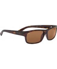 Serengeti Мартино темные черепаховый поляризованный водители солнцезащитные очки