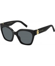Marc Jacobs Женские марки 182-s 807 ir солнцезащитные очки