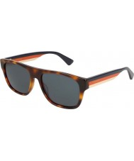 Gucci Мужские gg0341s 004 56 солнцезащитные очки