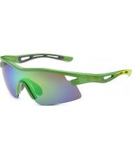 Bolle Ограниченное издание вихревое Orica зеленый коричневый солнцезащитные очки изумруд