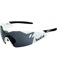 Bolle 12162 6-дюймовые белые солнцезащитные очки