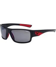 Cebe Шепот матовый черный красный 1500 серый поляризованный флэш зеркальные солнечные очки