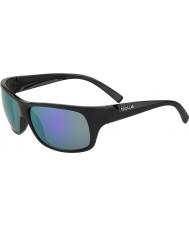 Bolle Viper матовый черный сине-фиолетовые солнцезащитные очки