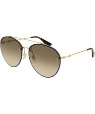 Gucci Женские солнцезащитные очки gg0351s 003 62