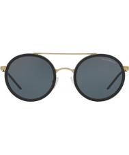 Emporio Armani Мужские ea2041 50 300287 солнцезащитные очки