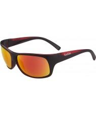 Bolle Viper матовые черный красный ТНС огонь очки