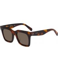Celine Дамы кл 41411 фс 05L x7 Havana очки