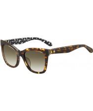 Kate Spade New York Дамы Emmylou-ые S3p очки куб.см Havana