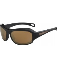 Bolle 12250 whitecap черные солнцезащитные очки