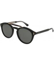 Gucci Мужские солнцезащитные очки gg0124s 001