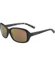 Bolle 12243 моллюсков черные солнцезащитные очки