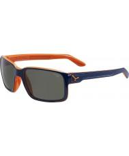 Cebe Чувак синий из оранжевого в солнцезащитные очки