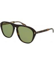 Gucci Мужские gg0128s 001 солнцезащитные очки
