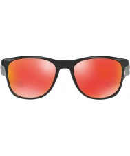 Oakley Oo9340-02 trillbe х полированная черная - рубин иридия солнцезащитные очки