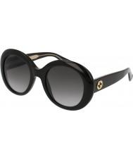 Gucci Женские солнцезащитные очки gg0139s 001