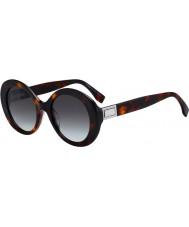Fendi Дамы ff0293 s 086 ib 52 солнцезащитные очки