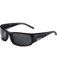 Bolle Король блестящий черный ТНС очки