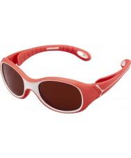 Cebe S-KIMO (возраст 1-3) красный 2000 меланина очки
