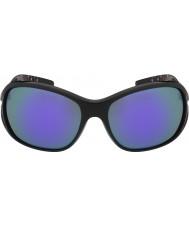 Bolle Зёльден блестящие черные сине-фиолетовые очки