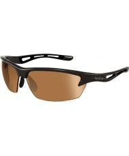 Bolle Болт блестящий черный модулятор v3 гольф очки