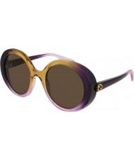 Gucci Женские солнцезащитные очки gg0367s 005 53