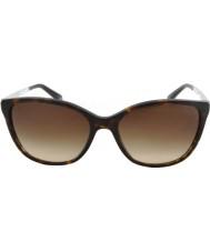 Emporio Armani Ea4025 55 современных темные очки Havana 502613