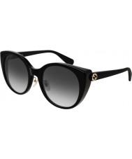 Gucci Женские солнцезащитные очки gg0369s 001 54