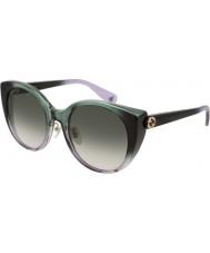 Gucci Женские солнцезащитные очки gg0369s 006 54