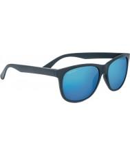 Serengeti Ostuni отшлифовать темно-серый поляризованный 555nm голубые очки